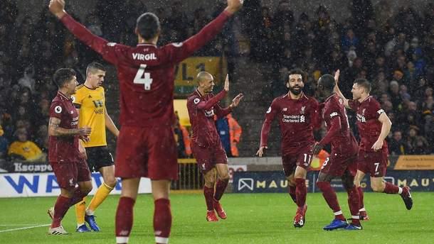 Ліверпуль – Вулверхемптон: прогноз на матч 12 травня 2019
