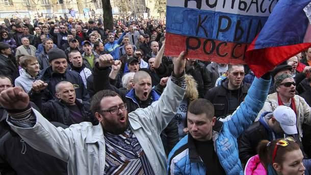 Україна в ОБСЄ заявила про нав'язування Кремлем тоталітарної ідеології на Донбасі