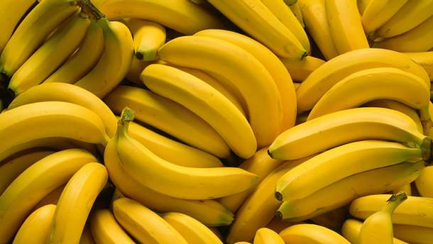 Кількість бананів у світі може зменшитись на 80%