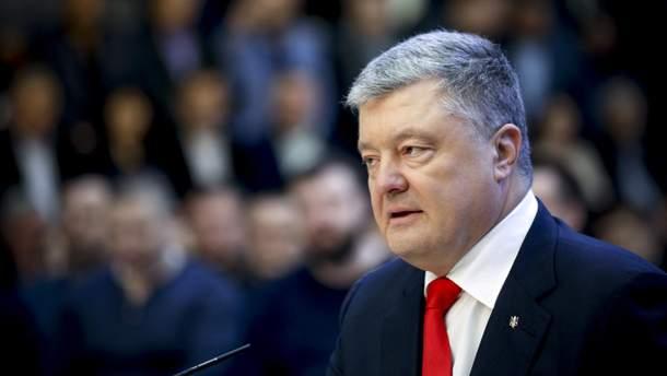 Петр Порошенко  раздал генеральские погоны