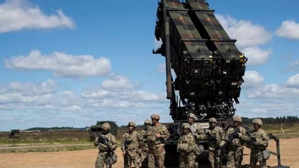 Зенитно-ракетный комплекс США Patriot