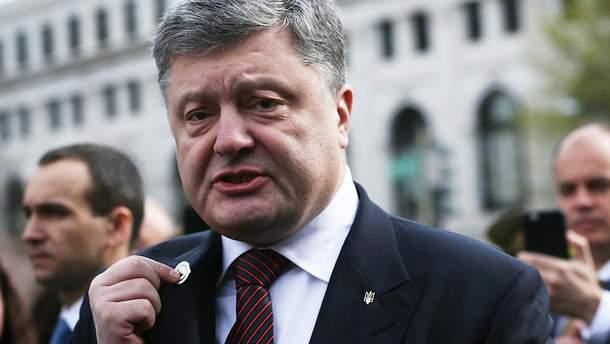 Порошенко дав свідчення в ГПУ у справі Майдану