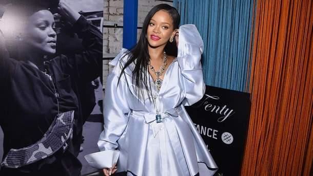 Ріанна запустить модний бренд спільно з Louis Vuitton