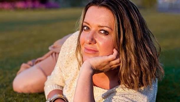 Наталія Могилевська показала сексуальні фото
