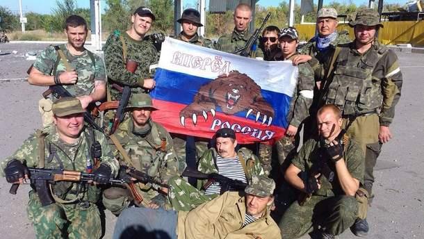 Наєв розповів про російських військових на Донбасі