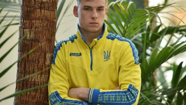 Андрій Лунін