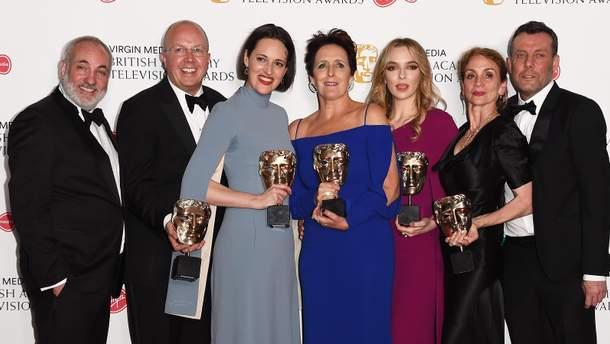 Переможці Bafta TV Awards