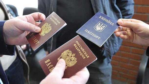 ЄС не планує санкцій через роздачу паспортів на Донбасі
