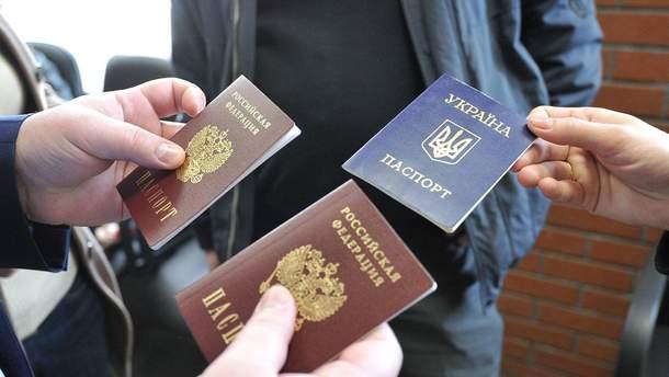 ЕС не планирует санкций за раздачу паспортов на Донбассе