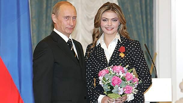 Алина Кабаева родила от Путина - все об отношениях Кабаєвой и Путина