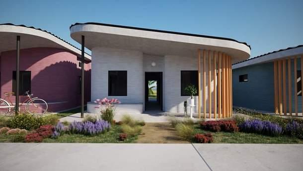 Дома для беспризорных построят на 3D-принтере