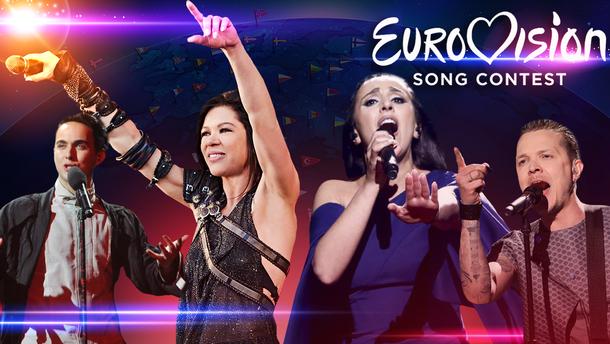Евровидение 2019 — как Украина выступала на Евровидении с 2003 года