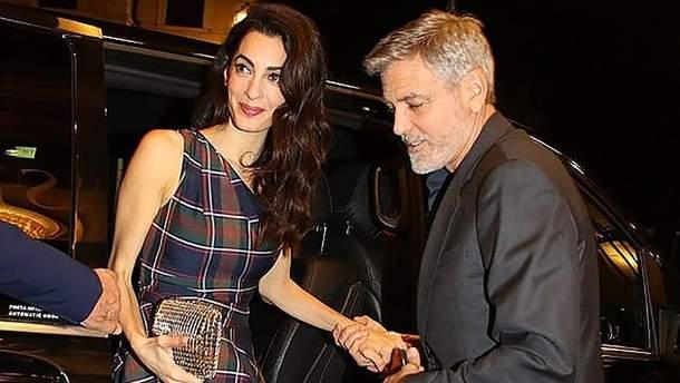 Джордж і Амаль Клуні