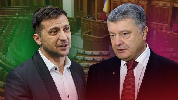 У Зеленского активно продвигают сценарий досрочных выборов Верховной Рады