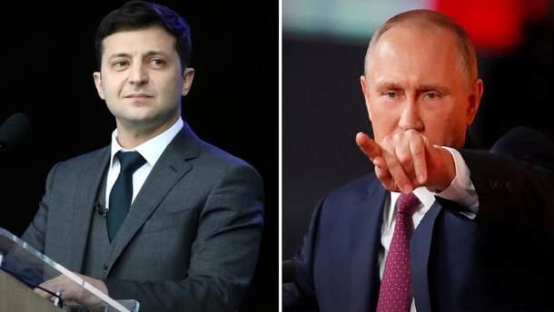 Апаршин не бачить перспектив у прямих переговорах з Путіним зараз