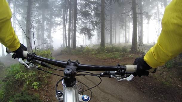 Як велосипед впливає на чоловіка
