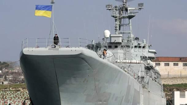 В России собираются утилизировать военную технику Украины в Крыму
