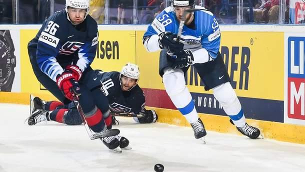 США лишь в овертайме победили Финляндию, Россия одолела Чехию: результаты матчей ЧМ по хоккею