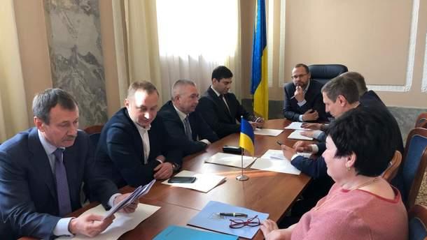 Комитет по вопросам Регламента и организации работы Верховной Рады Украины