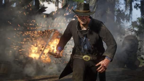Гра Red Dead Redemption 2 выйдет на PC