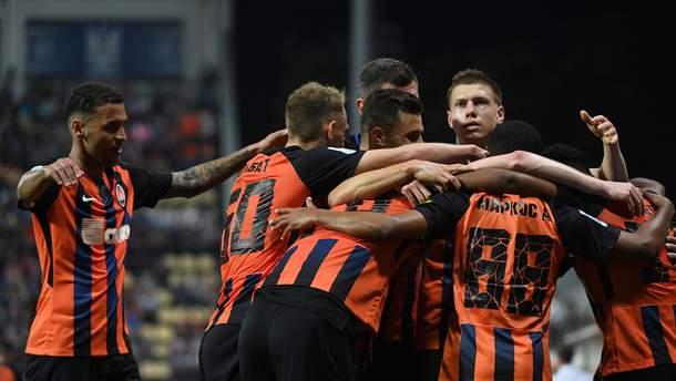 Шахтер - Ингулец - видео голов и счет финала Кубка Украины 15 мая 2019