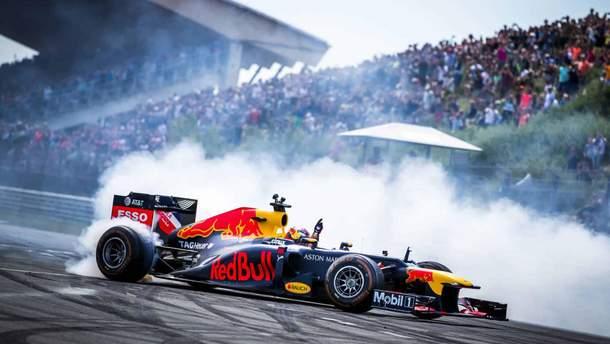 В Формуле-1 появился новый европейский этап
