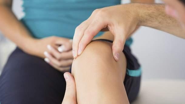 Артроз коленного сустава: симптомы, причины и лечение