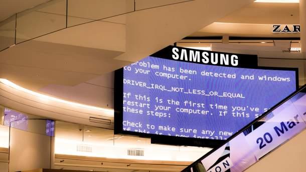 Samsung запатентувала цікавий дизайн смартфонів