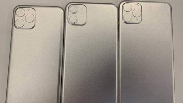 Новые фото iPhone 11 и iPhone Xr 2
