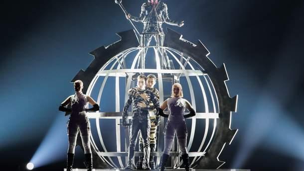 Євробачення 2019 Ісландія - пісня групи Hatari - переклад, відео