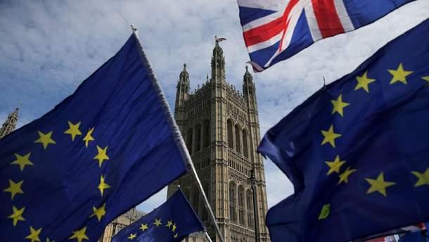 Правительство Великобритании планирует утвердить соглашение о Brexit в июне