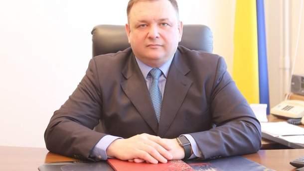 Экс-глава Конституционного суда Станислав Шевчук