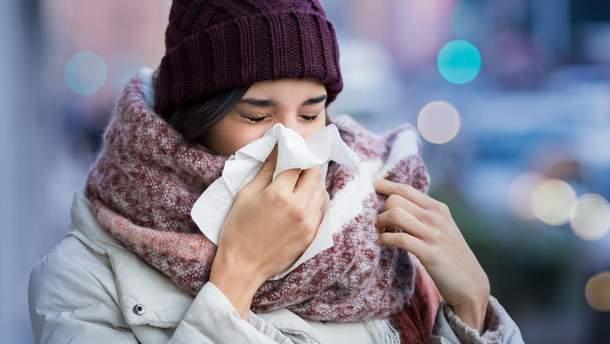 Чому інфекції у холодну пору такі смертоносні
