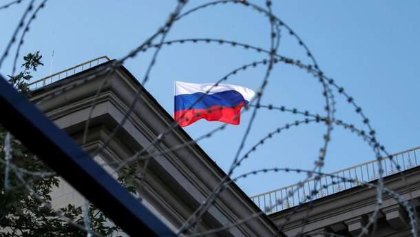 Кремль отреагировал на новые антироссийские санции