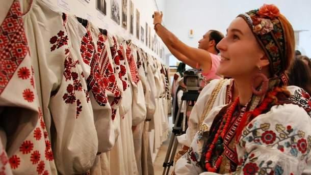 Якою є вишиванка в регіонах України?