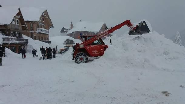 У травні Австрію засипало снігом