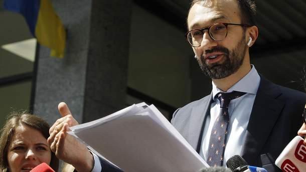 САП открыла дело относительно вероятного получения Лещенко взятки