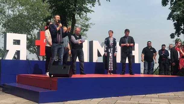 Святослав Вакарчук объявил о баллотировании в Верховную Раду