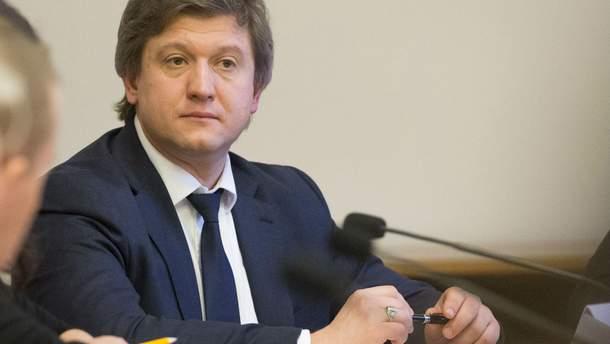 Экс-министров финансов Александр Данилюк