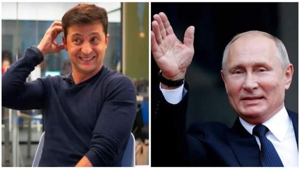 Украинцы выступают за прямой диалог Зеленского с Путиным по Донбассу