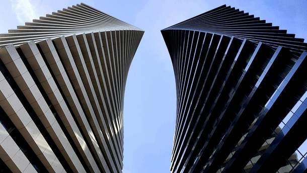 Чем поражают самые высокие здания Тбилиси