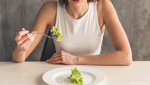 Дієтолог назвала шкідливі методи схуднення