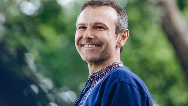 Святослав Вакарчук не покине музику