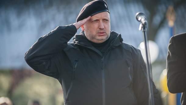 Александр Турчинов подает в отставку