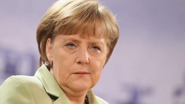Меркель рассчитывает вскоре встретиться с Зеленским