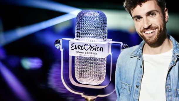 Победитель Евровидения 2019 Дункан Лоуренс - видео победителя в финале Евровидения 2019