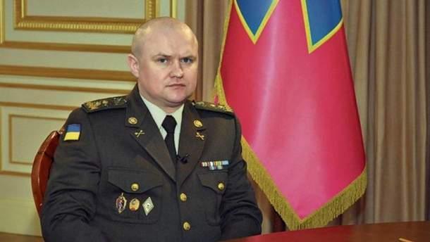 Павел Демчина подал в отставку