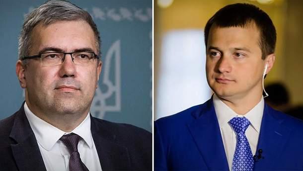 Ростислав Павленко и Сергей Березенко ушли с должностей советников