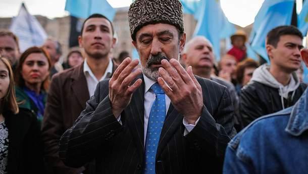 75 років депортації кримських татар