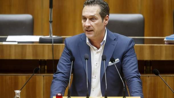 Віце-канцлер Австрії подав у відставку через скандал з російськими грошима